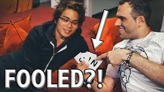 Fooling Shin Lim (AGT Winner)! And other foolers.