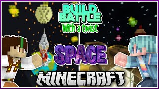 I Challenged Smajor1995 to a Build Battle.. With a Twist!