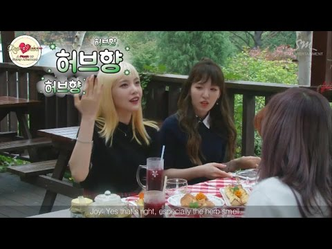 Red Velvet_A Picnic On A Sunny Afternoon PART 2 - Clip 1