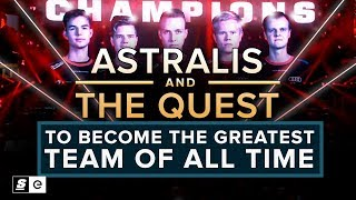 Astralis and the Quest to Become the Greatest CS:GO Team of All Time