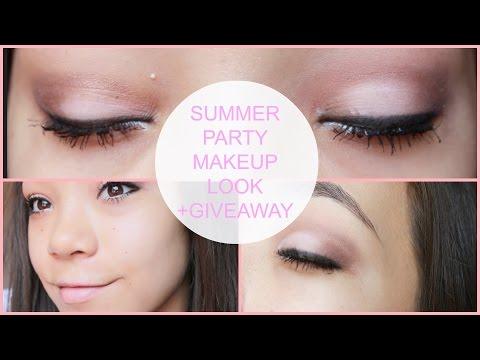 Summer Party Makeup Look+GIVEAWAY! (LookMazing Challenge), Lookmazingpartylook, Summermakeup, PartyLook, TooFacedChocolateBarEyeshadowPalette