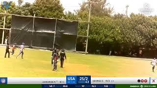 ICC Men's T20 World Cup Americas Region Final 2019: USA vs Bermuda