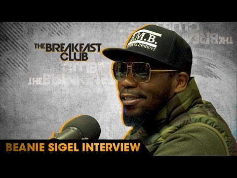 Beanie Sigel On What Went Down With Meek Mill and The Game