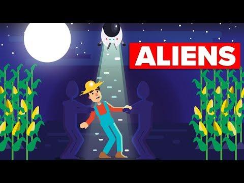The Terrifying Alien Encounter That's Never Been Explained