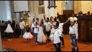 Kids Dancing on Jump into the Light Christian Song