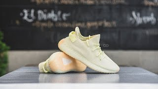 """Review & On-Feet: Adidas Yeezy Boost 350 V2 """"Butter"""""""
