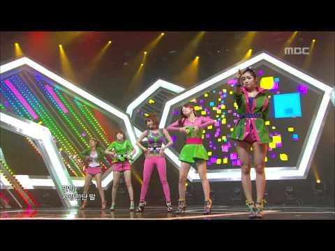 Girl's Day - Oh! My God, 걸스데이 - 오! 마이 갓, Music Core 20120421