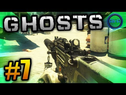 """SMG WARRIOR!!"" - GHOSTS LIVE W/ Ali-A #7 - (Call Of Duty Ghost Multiplayer Gameplay) - Smashpipe Games"