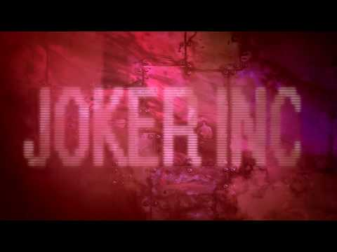 Joker Inc - Message From Cybertron To Sweden (Trailer made by Rasmus Petersson)
