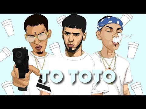 To Toto - Anuel AA Ft. Jon Z, Ele A El Dominio