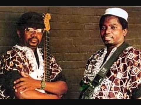Les Wanyika - Afro