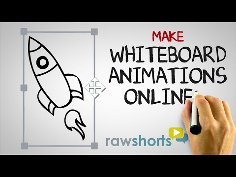 Make a Whiteboard Animation Video