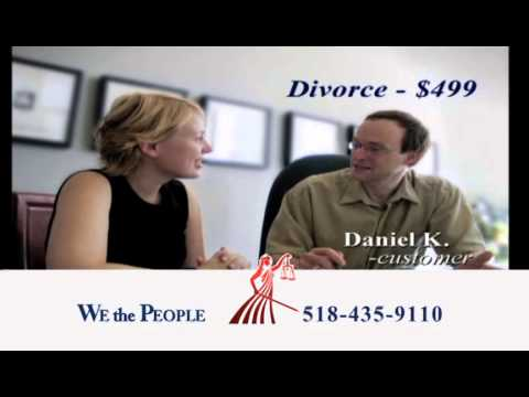 We the People - Divorce Without a Lawyer - TV Spot