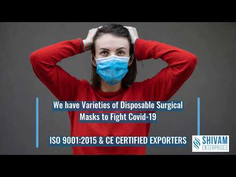 Shivam Enterprises - Surgical Mask Manufacturer in Bhubaneswar, Odisha
