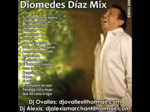 Dj Ovalles - Diomedes Diaz (parte 2)