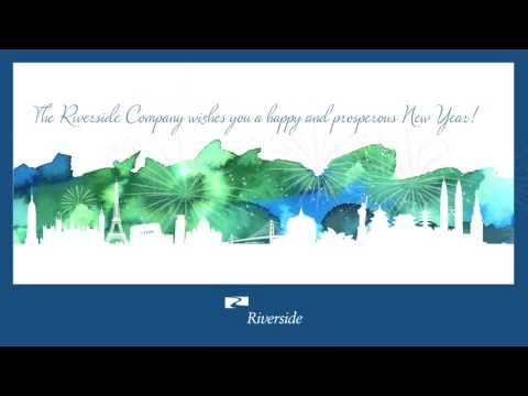 The Riverside Company - Happy New Year!