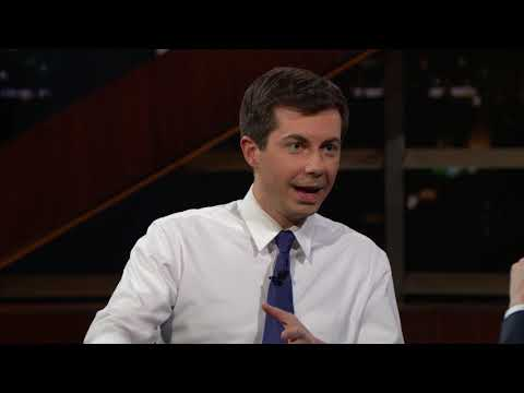Mayor Pete Buttigieg | Real Time with Bill Maher (HBO)