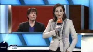ZDF Sportstudio: Löw bohrt in der Nase