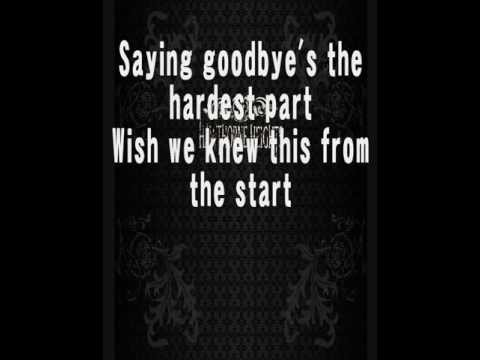 Hawthorne Heights - Saying Sorry HD, Lyrics