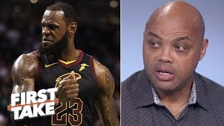 Charles Barkley on if LeBron James joined Rockets: I'd quit watching the NBA | First Take | ESPN