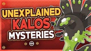 5 Unexplained Mysteries From Every Pokémon Generation - Kalos