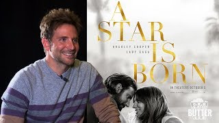 """Bradley Cooper on Lady Gaga, """"That was the day where the movie was born.""""  