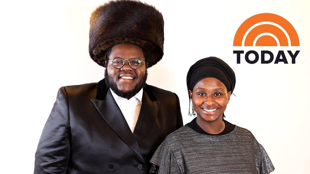 Sheinelle Jones interviews Black Jewish rapper on the Today Show