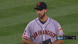 SF@LAD: Scully on Bumgarner, his wife and snakes