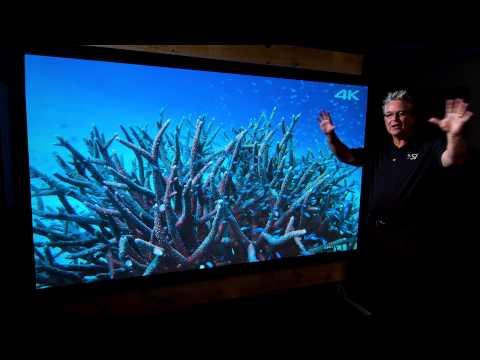 Sony VPL-GTZ1 Ultra Short Throw 4k Projector - Screen Innovations
