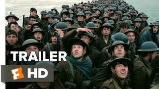 Dunkirk   (2016) Announcement Trailer- Christopher Nolan Movie