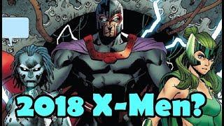 Reading X-Men Comics In 2018