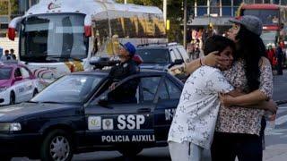 المكسيك: زلزال عنيف يهز جنوب البلاد ومقتل العشرات في تحطم مروحية ...