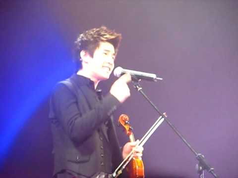 Super Junior - M Live in Hong Kong: Siwon & Henry performing Julia