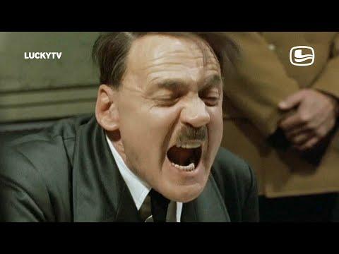 Bedrijfsuitje met Hitler - Der Untergang | LUCKYTV CLASSICS (2007)