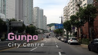 Gunpo City(군포시) - The satellite city of Seoul and the 3rd smallest city in South Korea