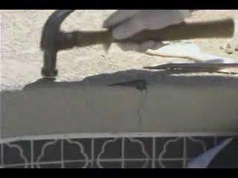 How To Repair Swimming Pool Cement Steps Walls Amp Decks