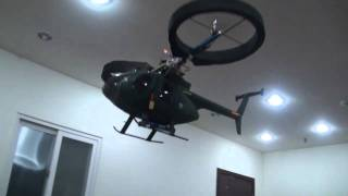 Avatar Scorpion Gunship RC - TwinCopter