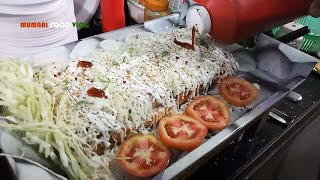 CHEESE OVERLOADED BIGGER SANDWICH | Indian Street Food