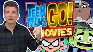 'Teen Titans GO! To the Movies' TRAILER Reaction... Emoji Movie 2?!