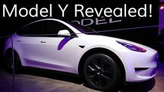 Tesla Model Y Revealed!