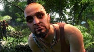 Far Cry 3 - Definition of Insanity Cutscene Gameplay (Xbox 360)