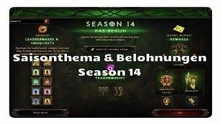Diablo 3: Saisonthema & Belohnungen aus Season 14