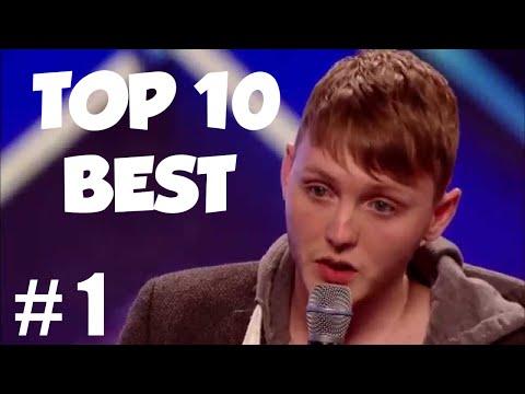 X Factor TOP 10 Best Auditions PART 1