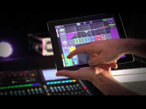 Allen & Heath GLD OneMix Digital Monitor App