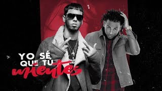 Ozuna FT Anuel AA - Bebe (Lyric Video) | Odisea