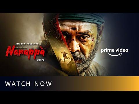 Latest promo: Narappa streaming on Amazon-Venkatesh, Priyamani