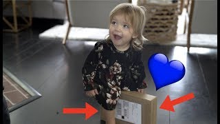 BIGGEST SURPRISE OF HER LIFE!!!