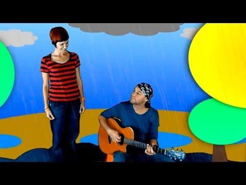 Песни для детей - Кап.. кап.. Дождик