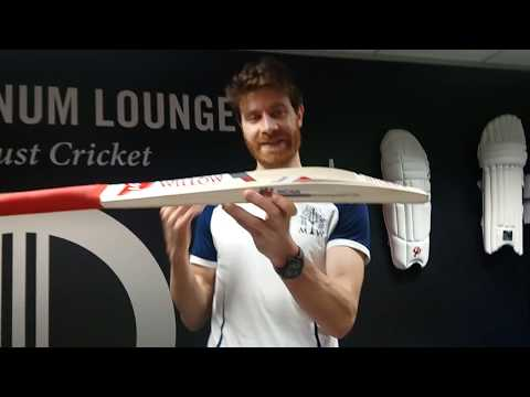 Mighty Willow Ruby Cricket Bat