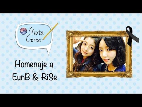 HOMENAJE A EUNB & RISE (Ladies' Code)  | Nota Corea